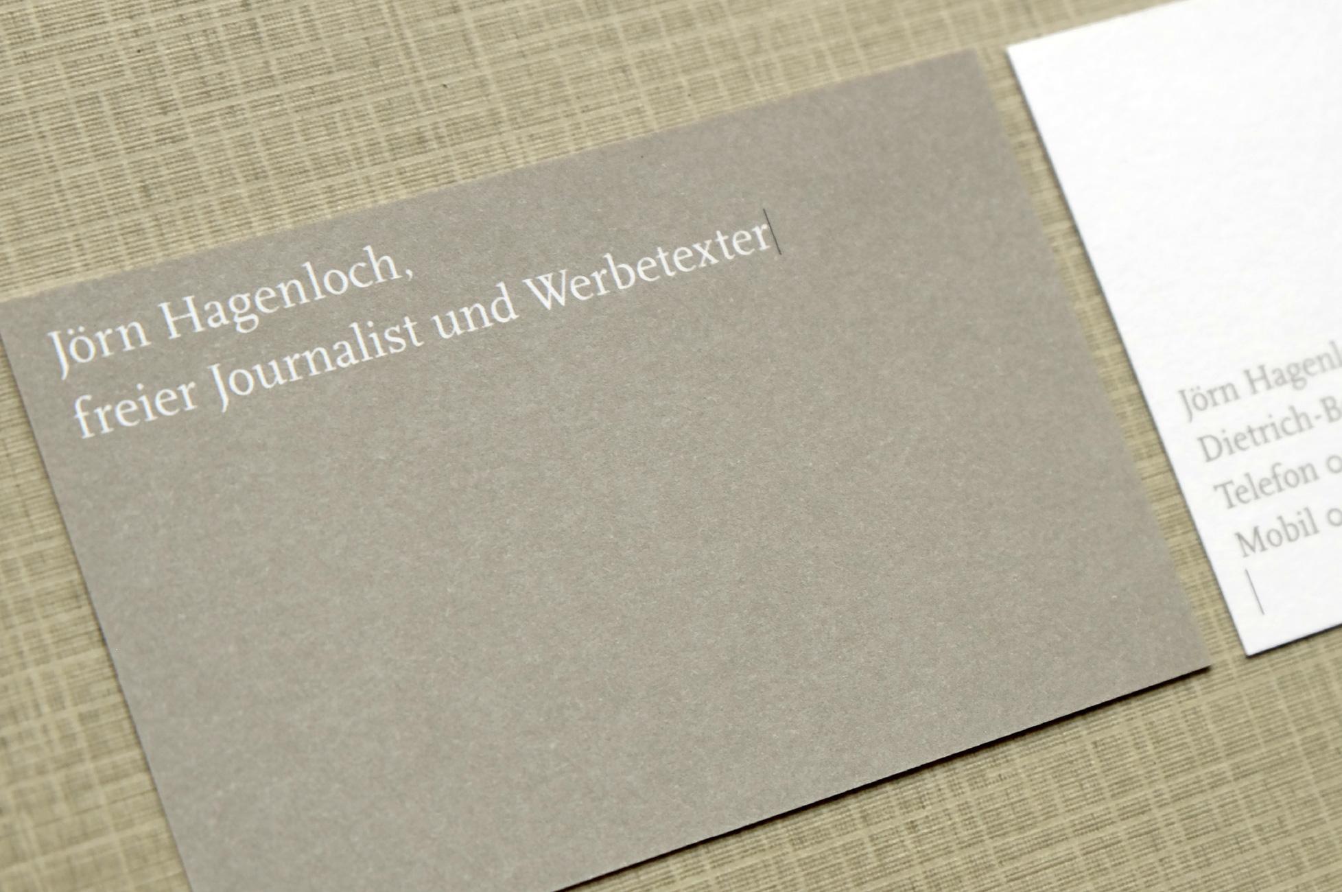 Ungermeyer Grafische Angelegenheiten Joern Hagenloch